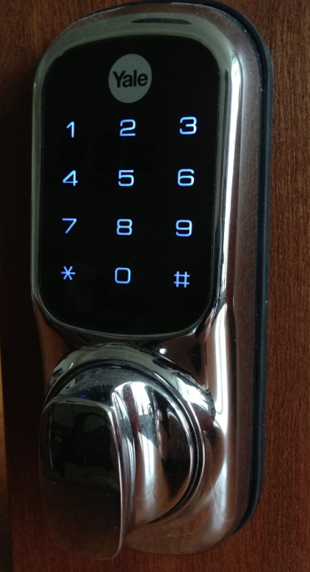 Yale Digital Keyless Lock